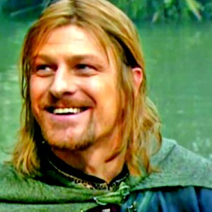 día 16 - favorito! man? Boromir is my favorito! character in the books; so gotta pick him.