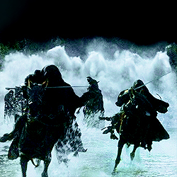 [b]Day 18 - Coolest visual effect?[/b] The water stampede in Fellowship
