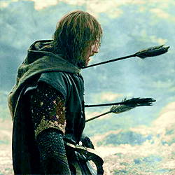 [b]Day 20 - Saddest death?[/b] Boromir