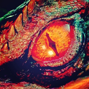 día 18 - Coolest visual effect? Smaug looked awesome