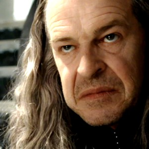 día 23 - Least favorito! character? Deffo Denethor