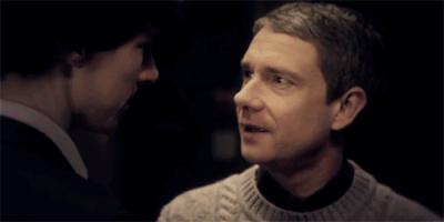 [b][i]Day 04 — পছন্দ non-canon ship [/b] Sherlock / John[/i]