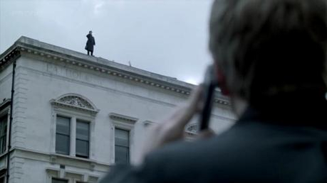 "[b][i]Day 10 — favoriete episode of S2 [/b] ""The Reichenbach Fall"" (2x03)[/i] Probably my favo"