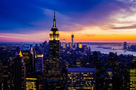 [b]01. kegemaran city [/b] New York City!