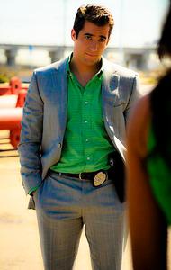 [b]18. kegemaran non-leader male CSI from CSI: Miami [/b] I Cinta Wolfe, he's the literal best!