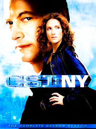 [b]22. kegemaran season of CSI: NY[/b] I'm sure I'll change this later but I've only seen 2 full seas