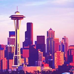 04. 最喜爱的 landmark I always thought the 太空 Needle in Seattle looked really cool.