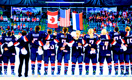 [b]07. 最喜爱的 sport [/b] Hockey