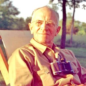 12. 最喜爱的 historical figure (not President) Aldo Leopold was a great conservationist, professor