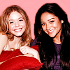 Liebe the Shay and Sasha of our perfect group <333