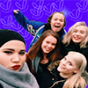 SKAM GIRLS FOR SOME MAD SKAM GIRL fan <3