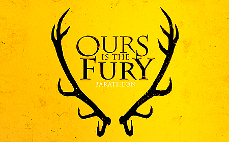 [b]Favorite house motto/logo?[/b] Ours is the Fury.