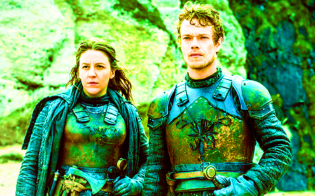 [b]Favorite siblings?[/b] Theon & Yara