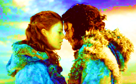[b]Favorite canon couple?[/b] Jon & Ygritte