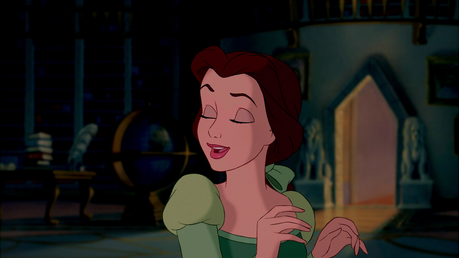 dia 1: favorito shot of your favorito DP ~ I've always loved this shot of Belle!