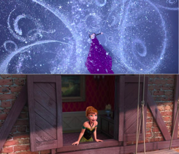 dia 5 - favorito Song Sung por Your favorito DP Elsa - Let it Go Anna - For the First Time in Fore