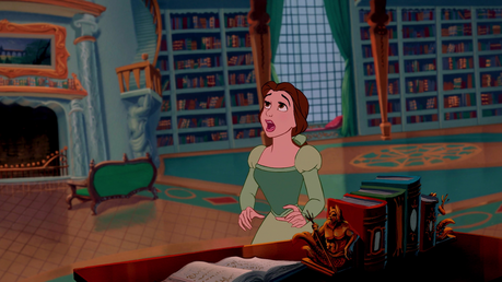 dia 11: favorito moment/scene of your favorito DP ~ 3 words: THE biblioteca SCENE