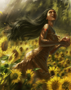 dia 6: Favourite fanart of your favourite DP The Path I Choose, por Chris-Darril on deviantart