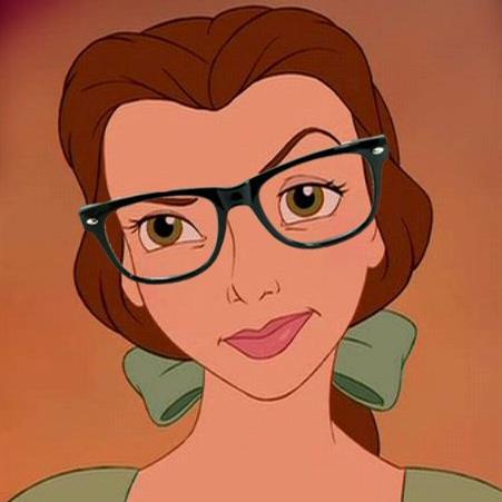 दिन 26: your प्रिय DP wearing glasses