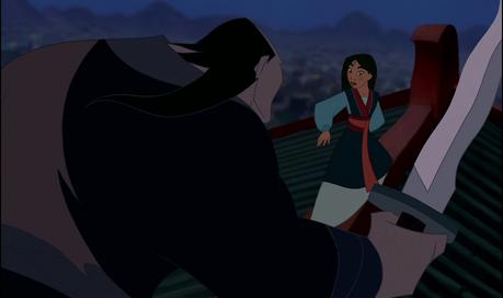 siku 15: Mulan with Shan-Yu
