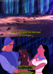 দিন 22: Favourite lyrics your favourite DP sings (Picture from thedisneyprincess.tumblr.com)