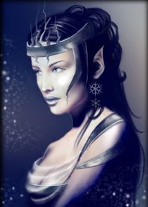[Title] The Dark Mother [Name] Morana [Age] ??? [Powers] Is primarily tasked with putting