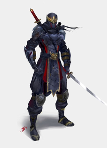 ((Taken in to consideration)) titolo Reaper Name Ryuu Saburcho Age 26 Powers deadly accur