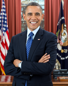 My personal favourite American President of all time is actually the most 最近 one, namely Barack O