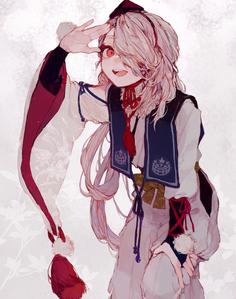 [Name] Myriel [Dead?] yes ̵̨̭̬̘̳͙̤̭̯͈t̴̡̹͙͈͍̣̗͎̹̳h̴̢̬͚̯̖̟̩̮̱ͅe̵̝