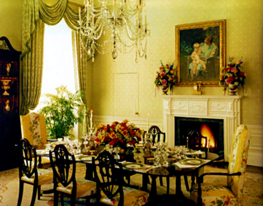 [b]01. favori room in the White House[/b] I have looked at all the rooms and the one I keep coming