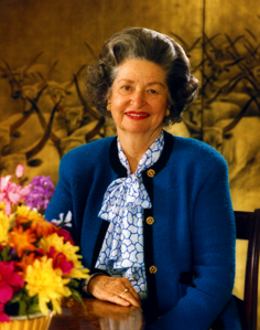[b]04. Underrated FL [/b] Lady Bird Johnson was quite the lady, smart and classy.