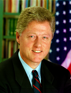 [b]06. A President toi disapprove of plus over time[/b] Definitely Bill Clinton. If I knew then what