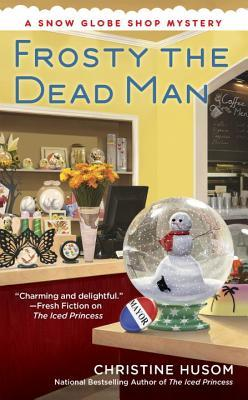 A snow globe becomes a murder weapon in the latest cozy mystery from the national bestselling autor