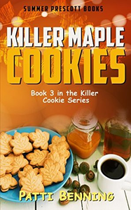 Kindle again: Lilah Fallon is beyond excited at the prospect of opening her own cookie store, with