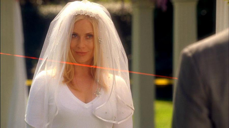 Calleigh looks so pretty in a veil! I wish we could have seen her and Eric's wedding!