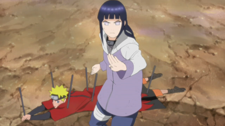 Hinata Hyūga from Naruto. Besides trying my best to be polite and considerate of others, Hinata i