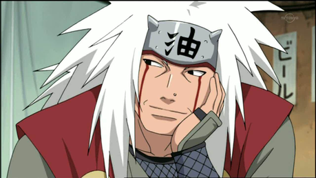 Jiraiya. One もっと見る Character from NARUTO -ナルト- that I can relate. Generally being light-hearted, humorou