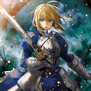 Saber - BlindBandit92 I really know NOTHING about Saber other than the fact she is fairly stoic, c