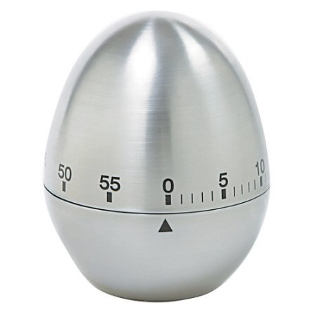 An Egg Timer - Riku114 I relate Riku to an egg timer because it's technically supposed to be preci