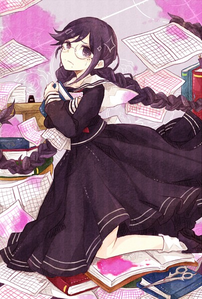 Toko Fukawa - TheLefteris24 After hearing thêm about Lefteris, I definately see the connections XD
