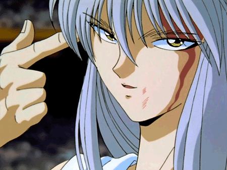 Yoko Kurama - Riku114 Relatable Traits -Looks sexy af -Intelligent -Sadistic at times