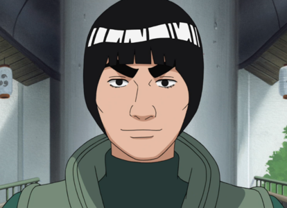 Lefteris reminds me of Might Guy from Naruto. -Abundant amounts of energy -Confident -Tries to h