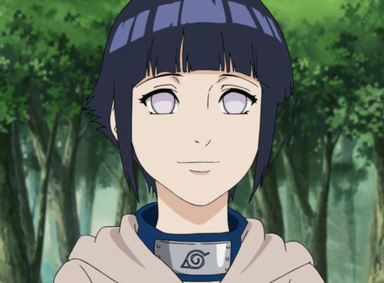 Heartbeat reminds me of Hinata. I've always kind of imagined Heartbeat as a gentle soul like Hinata.