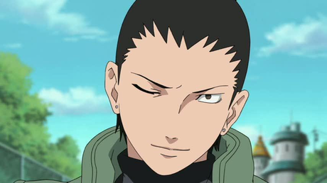 Heartbeat reminds me of Shikamaru from Naruto. Reason being they just don't give a shit half the time
