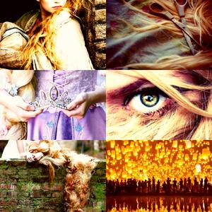 Round 10: Rapunzel My entry: