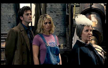 #2 - Tooth And Claw (Doctor & Rose meet Queen Victoria)