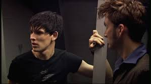 & finally #5 - Midnight (My idol Colin morgan is Jethro Cane, a space emo boy from the future, the 27