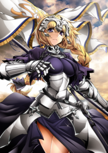 Jeanne d'Arc (Fate/Apocrypha) !!!!