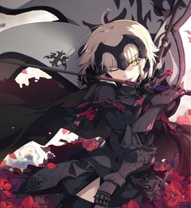 Alter Jeanne (Fate/Grand Order) !!!!