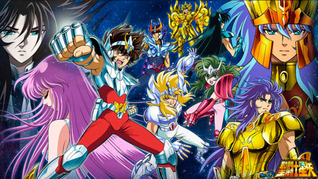 SO HERE I AM TO BRING SOME ACTIVITY ON THIS मंच AND SHARE MY THOUGHTS OF THE ORIGINAL SAINT SEIYA A